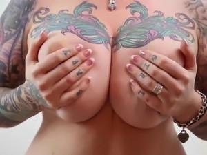 hannah belt oil video girl
