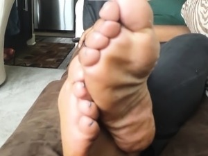 Mature foot and shoe fetish updated
