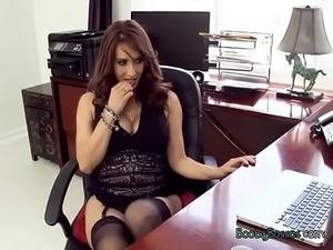 boss fucking wife video