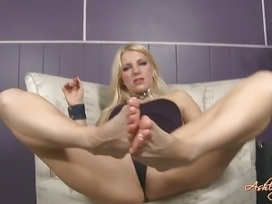 foot dick facial