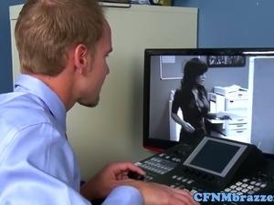 cfnm humiliation handjob free videos