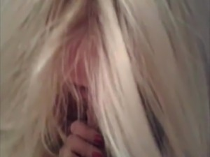 shemale cums in girls mouth video
