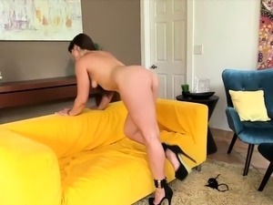 asian girl big cock