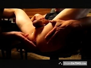 milking the prostate anal video