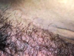 Close up wet vagina