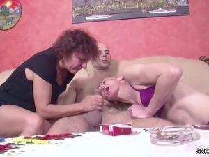 aunt karen pussy
