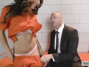 sexy babes in jail