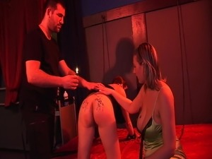 female breasts and pussy punished erotic
