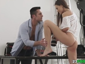 crazy wife free footjob videos