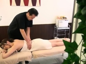 asian lesbian massage orgy