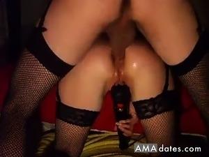 free anal creampie gangbang videos
