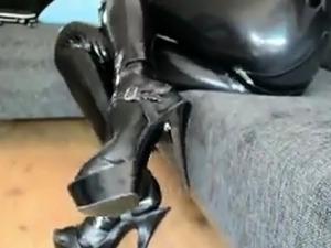 latex slut porn videos