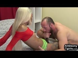 asian ladyboy fucking giant black cock