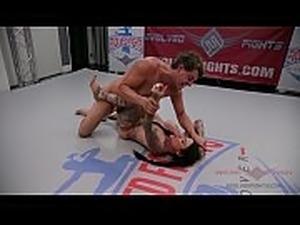 girls orgasm while wrestling